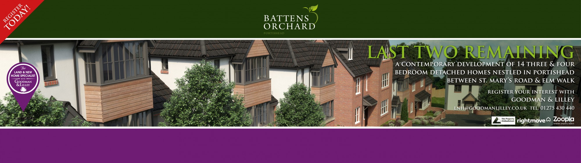 Battens Orchard, Portishead
