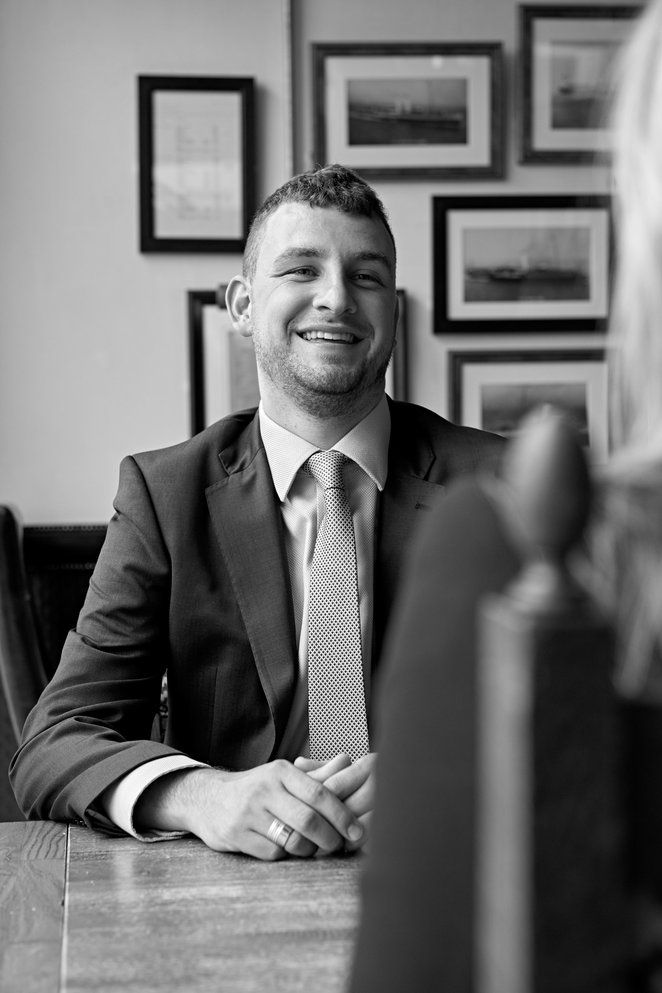 Andy Sawyer, Senior Sales Consultant