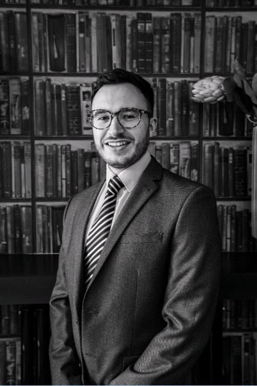 James Reason, Lettings Manager